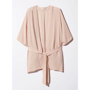 Aritzia Wilfred Ambronay Jacket/Robe